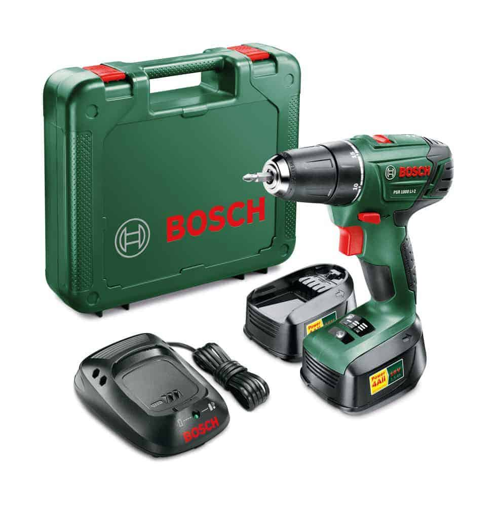 New charging system from Bosch Power Tools