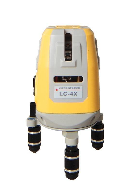 Topcon LC-4x front