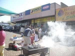 Jack's Paint & Hardware opened a new store in Lambton, Germiston