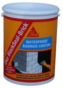 New from Sika: Sika BlackSeal.