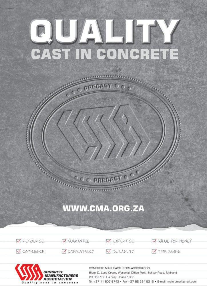 "CMA ""high Standard"" advert.indd"