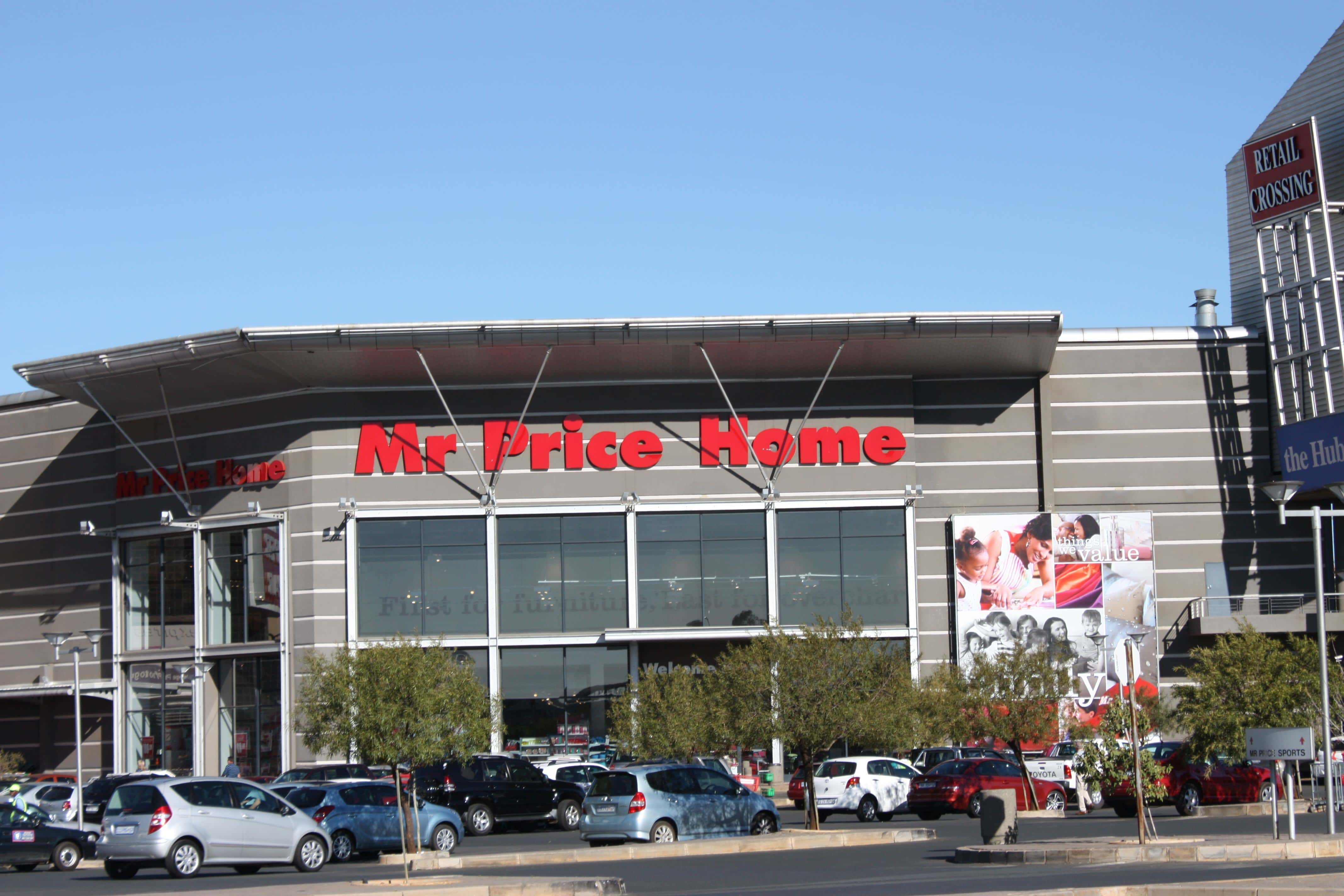 Mr price launches paint department diy trade news - Home decorators store locations property ...