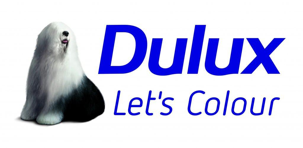 Duluxlogo with dog on left