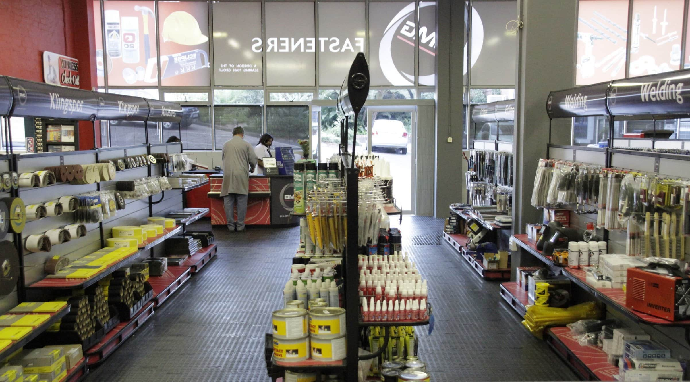 bmg launches new concept store diy trade news