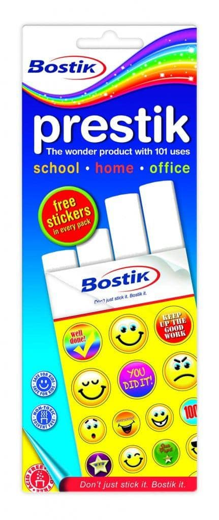 Bostik Prestik WITH stickers