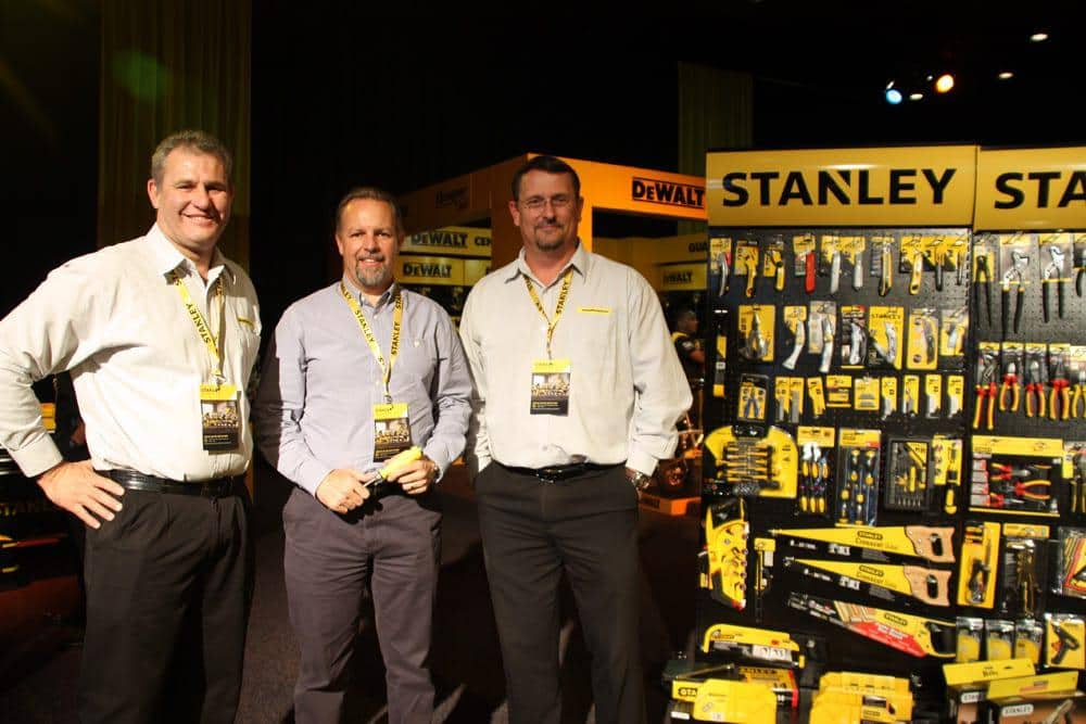 Stanley Black & Decker relaunches Stanley brand in SA