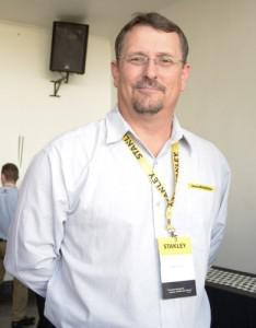 Riaan Olivier, Head of South African Business for Stanley Black & Decker.