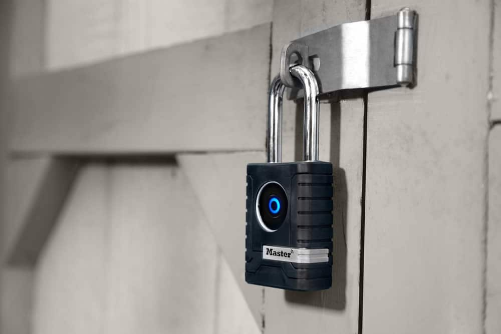 Master Lock Master Lock Bluetooth Smart Connected padlock