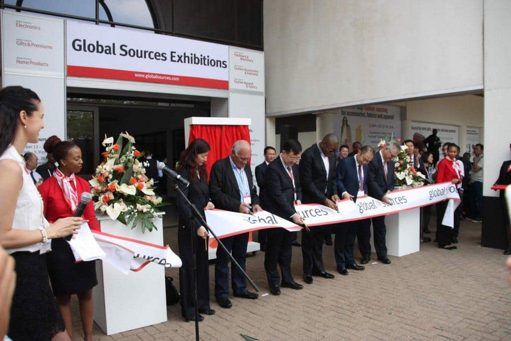 Global Sources opened its sixth annual Global Sources Exhibition South Africa on Thursday 12 November in Johannesburg, connecting African buyers with quality suppliers from Greater China.