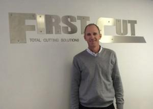 Ian McCrystal, Chief Executive Officer of First Cut