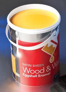 Contan is now pleased to offer one and five litre PolyCans for solvent based paint
