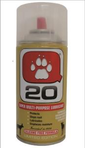 Q20 supports African Wild dog