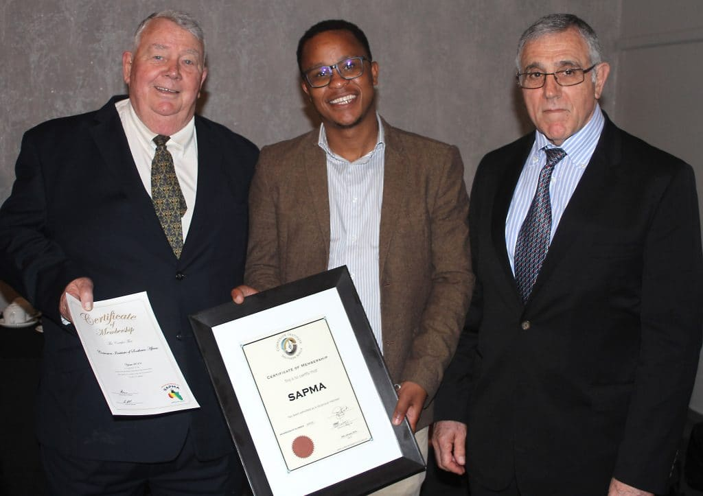 SAPMA & Corrosion Institute join forces